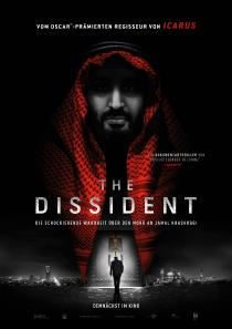 "Poster ""The Dissident"""