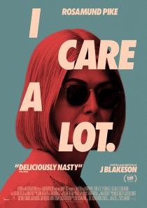 "Poster ""I Care a Lot"""