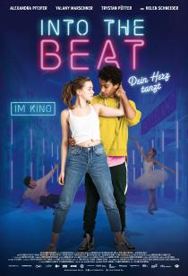 "Poster ""Into the Beat - Dein Herz tanzt"""