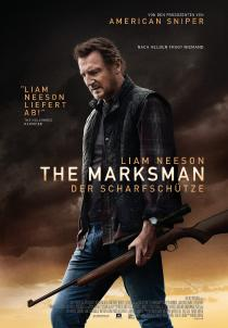 "Poster ""The Marksman"""