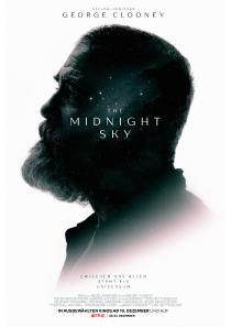 "Poster ""The Midnight Sky"""