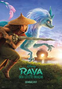 "Poster ""Raya and the Last Dragon"""