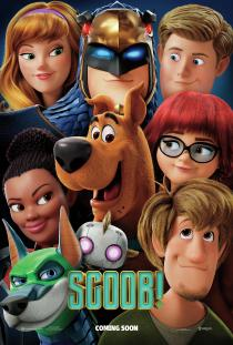 "Poster ""Scooby! <span class=""kino-show-title-year"">(2018)</span>"""