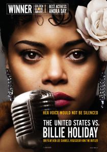 "Poster ""The United States vs. Billie Holiday"""