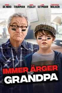 "Poster ""War with Grandpa"""